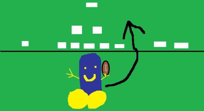 auto touchdown